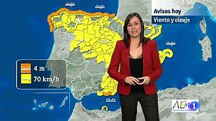 El tiempo en Andalucía - 9/02/2016