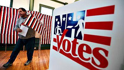 Así se vota en las primarias de New Hampshire