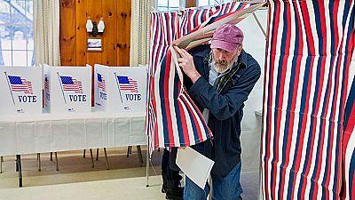 Las primarias de New Hampshire marcan el paso de la carrera electoral en EE.UU.