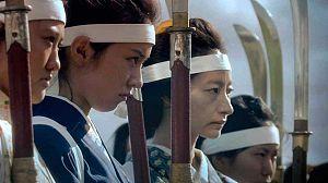 Las reinas guerreras samurais