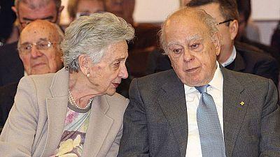 Jordi Pujol y Marta Ferrusola declaran este miércoles como imputados por blanqueo ante la Audiencia