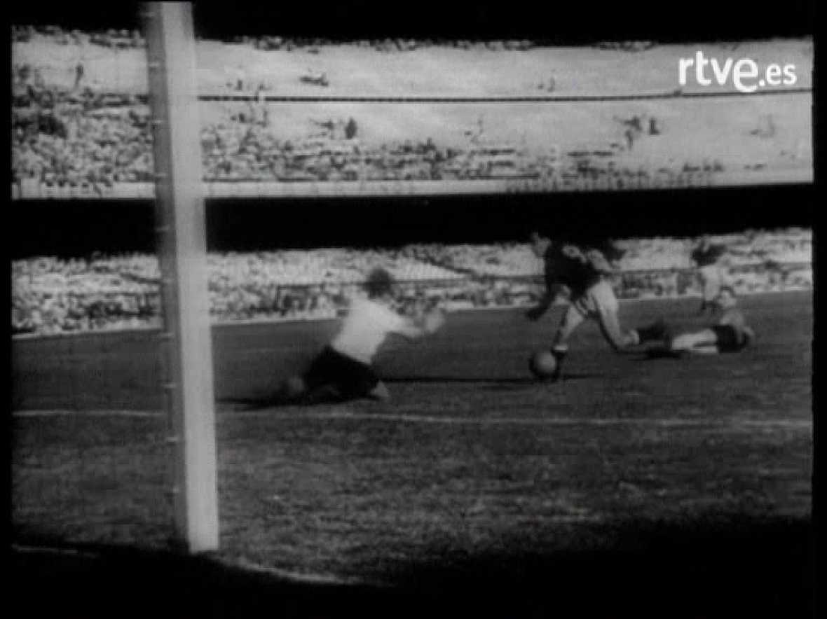 España - Chile en 1962