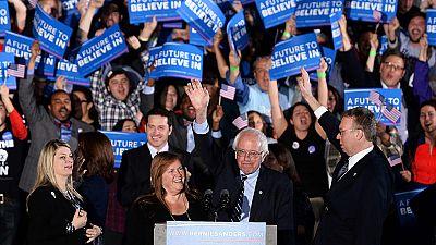 Bernie Sanders y Donald Trump arrasan en New Hampshire