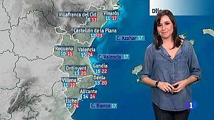 El tiempo en la Comunidad Valenciana - 10/02/16