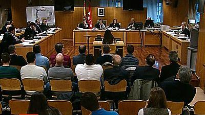 Los testimonios de los testigos coinciden en señalar el descontrol que se produjo en el Madrid Arena