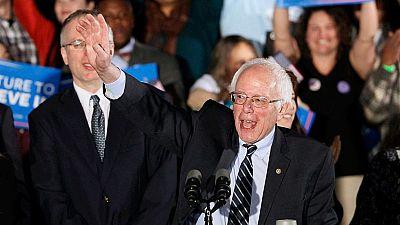 Trump y Sanders animan la campaña de las primarias en Estados Unidos con sendas victorias