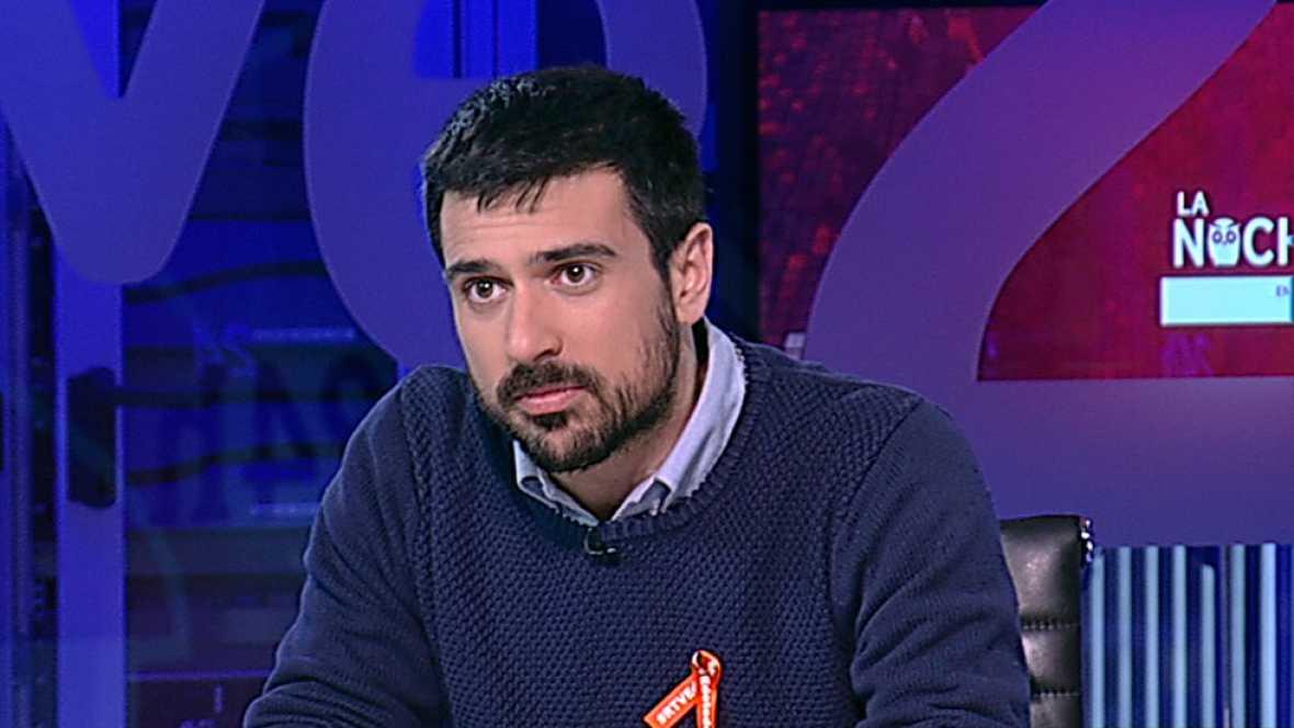 Ramón Espinar (Podemos): ¿No se le puede decir a la ciudadanía que ha votado mal y que vuelva a votar¿