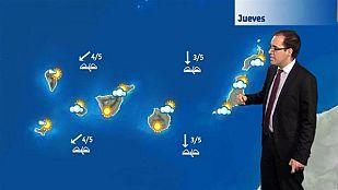 El tiempo en Canarias - 11/02/2016
