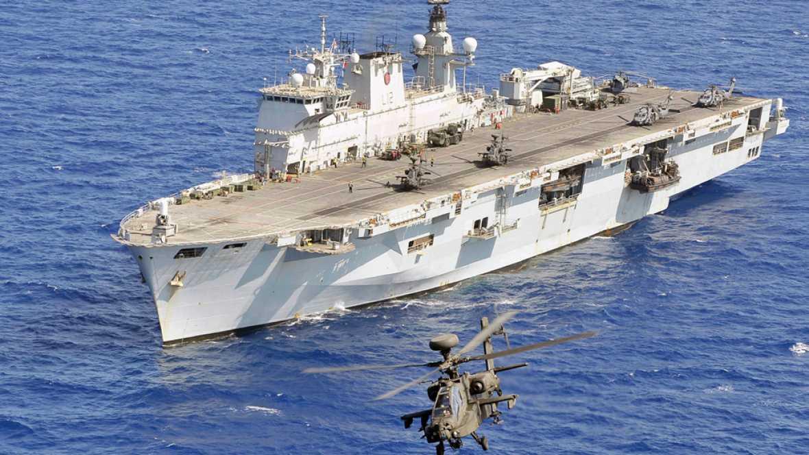 La OTAN enviará barcos en el mar Egeo para frenar el tráfico ilegal de personas