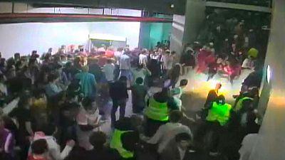 Los testigos del Madrid Arena acusan a los vigilantes de seguridad de empeorar la situaci�n en la avalancha