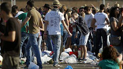 El consumo de drogas entre los j�venes  de 14 y 18 a�os disminuye en los �ltimos dos a�os