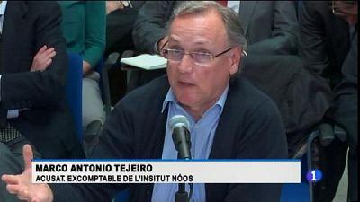 L'excontable de Noos diu que falsificaren factures per justificar les despeses