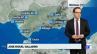El tiempo en Andalucía - 11/02/2016