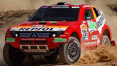 Conexión vintage - Rally Dakar - ver ahora