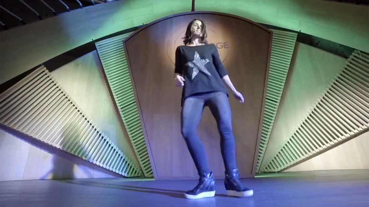 """Eurovisi�n 2016 - Aprende los pasos de """"Say yay!"""" y participa en el videoclip de Barei"""