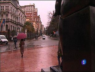 El tiempo en Asturias - 12/02/16