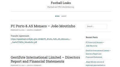 """Televisión Española ha podido contactar con los responsables de Football Leaks, que han revelado que su trabajo lo hacen """"por amor al fútbol"""" y que seguirán destapando dos documentos al día pese a las presiones que reciben."""