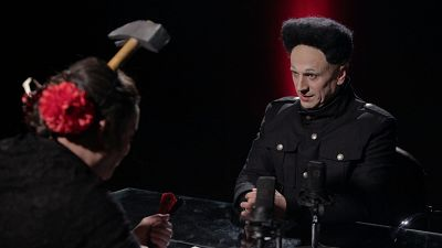 José Mota presenta - 'El rincón de la Martillos' Kim Jong Un
