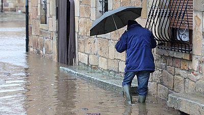 Preocupa el desbordamiento de varios ríos como el Duero