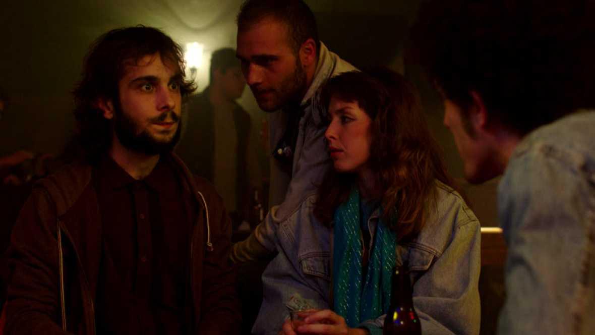 Cuéntame cómo pasó - La noche de Luis con Nati