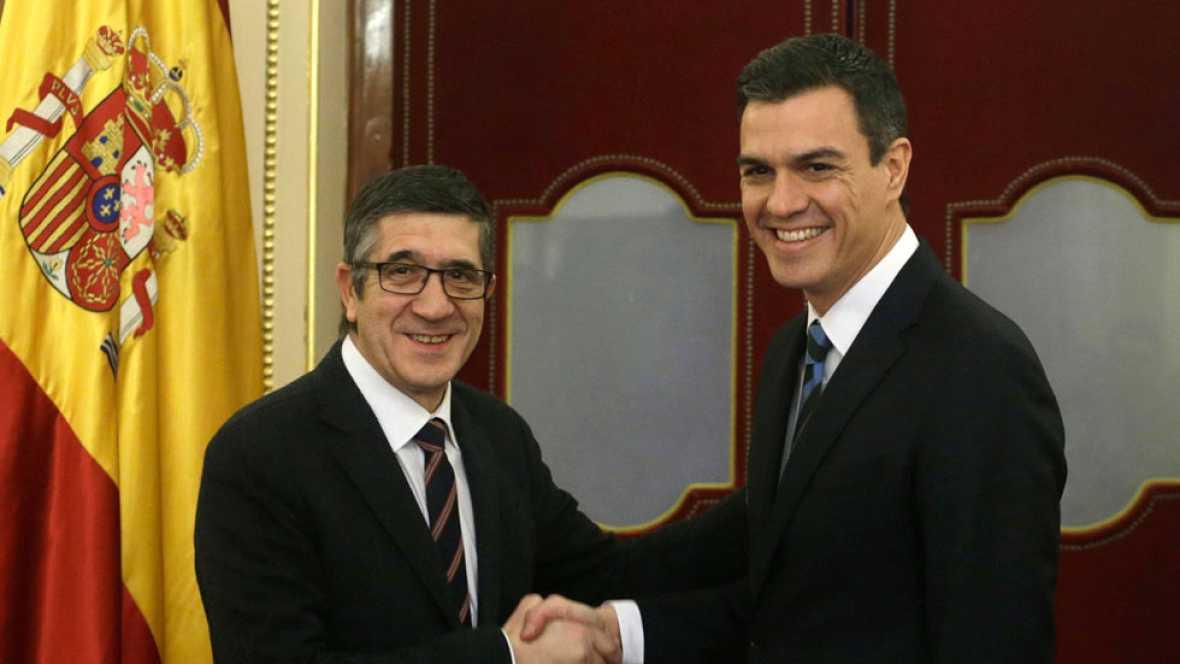 El debate de investidura de Pedro Sánchez se celebrará el 2 de marzo