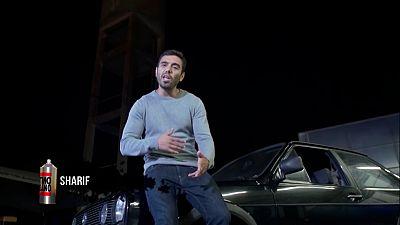Ritmo urbano - Sharif: uno de los mc's más potentes de la escena nacional y uno de los mejores letristas.