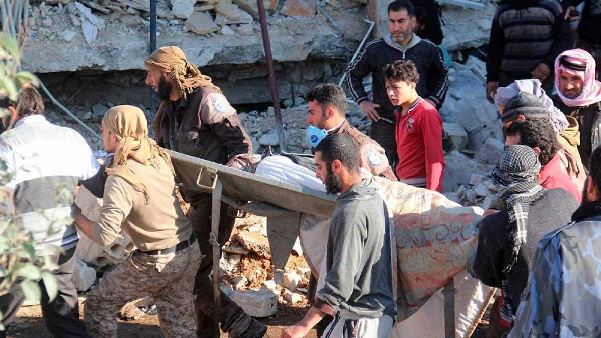 Turquía bombardea a los kurdos de Siria por cuarto día consecutivo