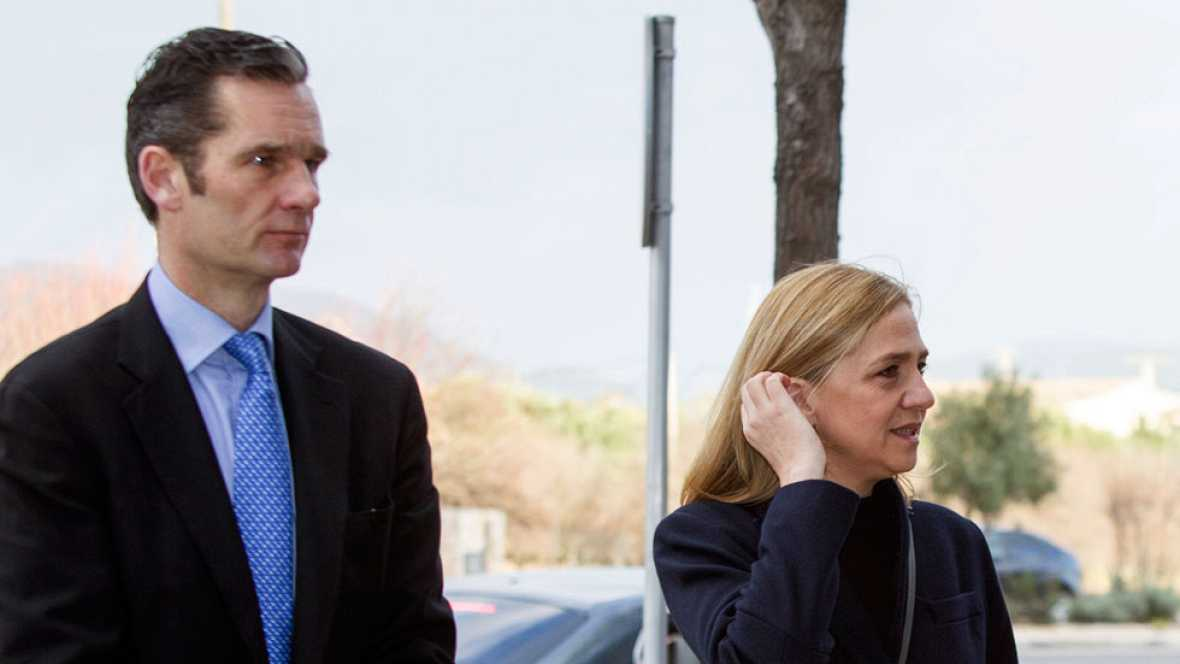 El excontable declara que la infanta Cristina no gestionaba Aizoon pero que cargaba gastos privados a la empresa