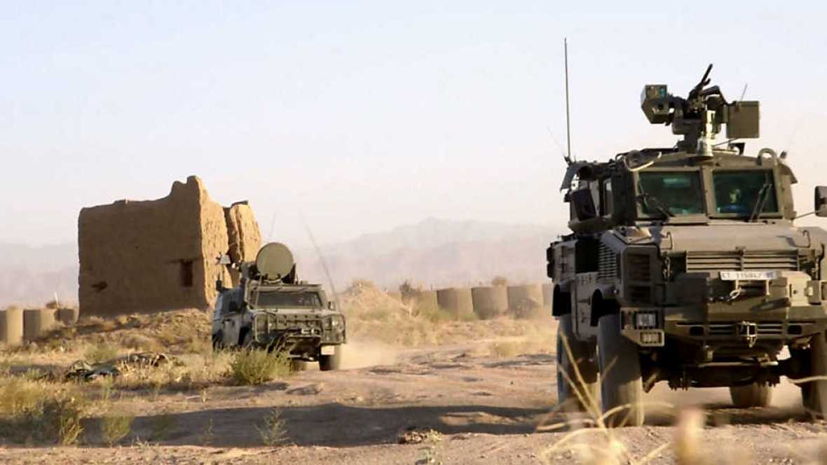 FAS - Misión en Afganistán - Ver ahora