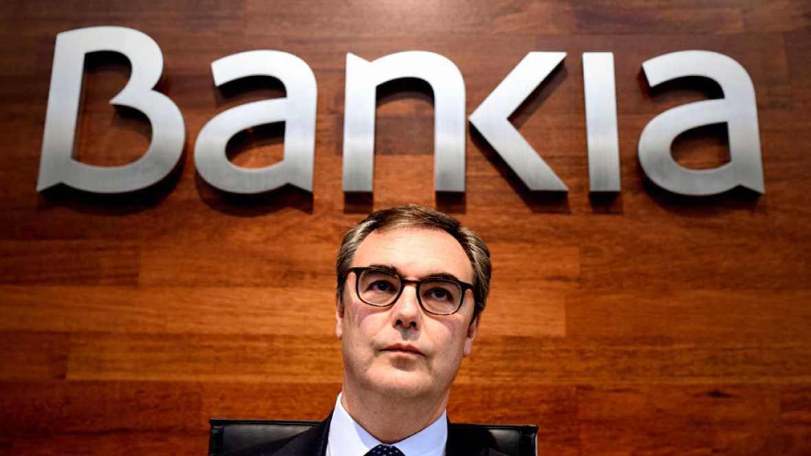 Jos sevilla consejero delegado de bankia no pod amos for Bankia oficina internet entrar directo