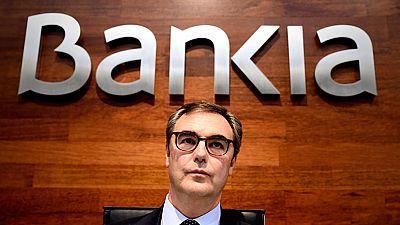 """José Sevilla, consejero delegado de Bankia: """"No podíamos devolver el dinero sin tener un respaldo judicial"""""""