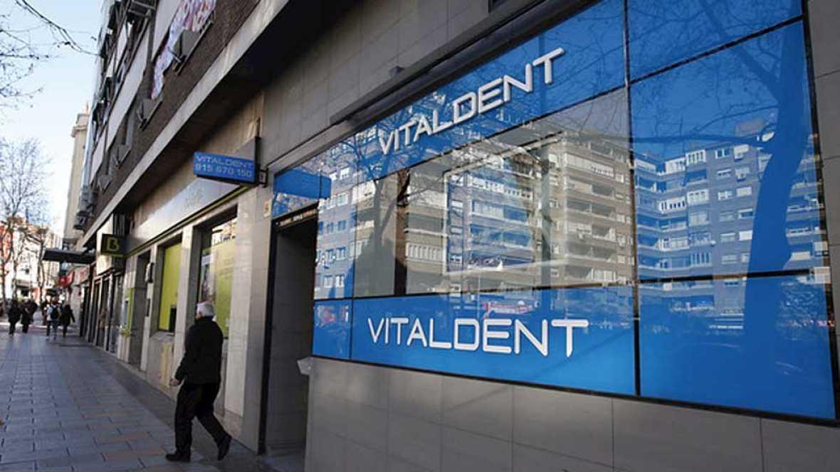 Incertidumbre entre los clientes de Vitaldent