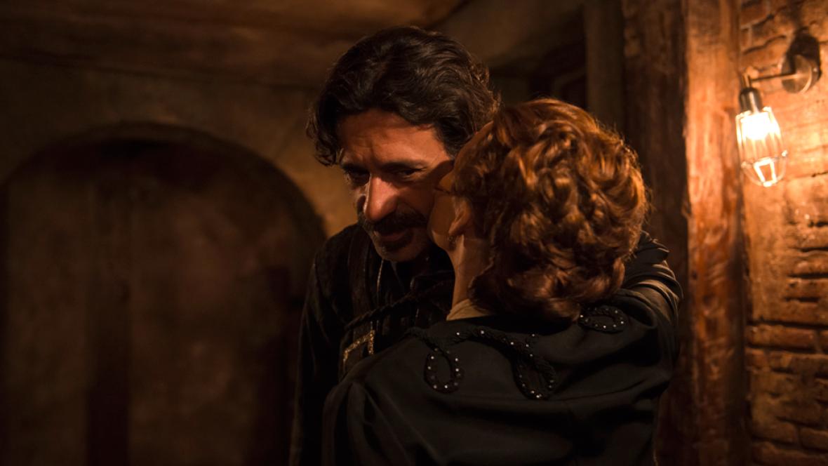 """Alonso a Amelia: """"Nunca he conocido una mujer como vos"""""""