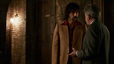 Salvador enseña a Pacino el Ministerio