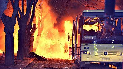 El Gobierno turco señala a las milicias kurdas de Siria como responsables del útlimo atentado en Ankara