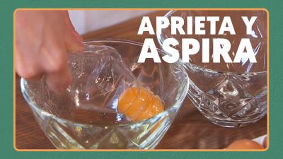 Trucos de cocina: Así se separan la yema y la clara del huevo