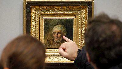 El óleo 'Retrato de hombre viejo' de Picasso podrá visitarse en A Coruña