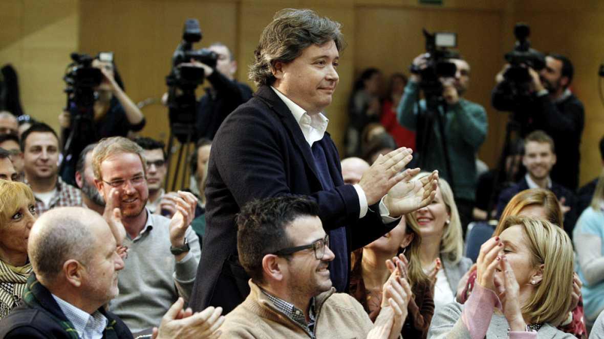 El diputado autonómico Luis Santamaría dirigirá la gestora del PP de la ciudad de Valencia