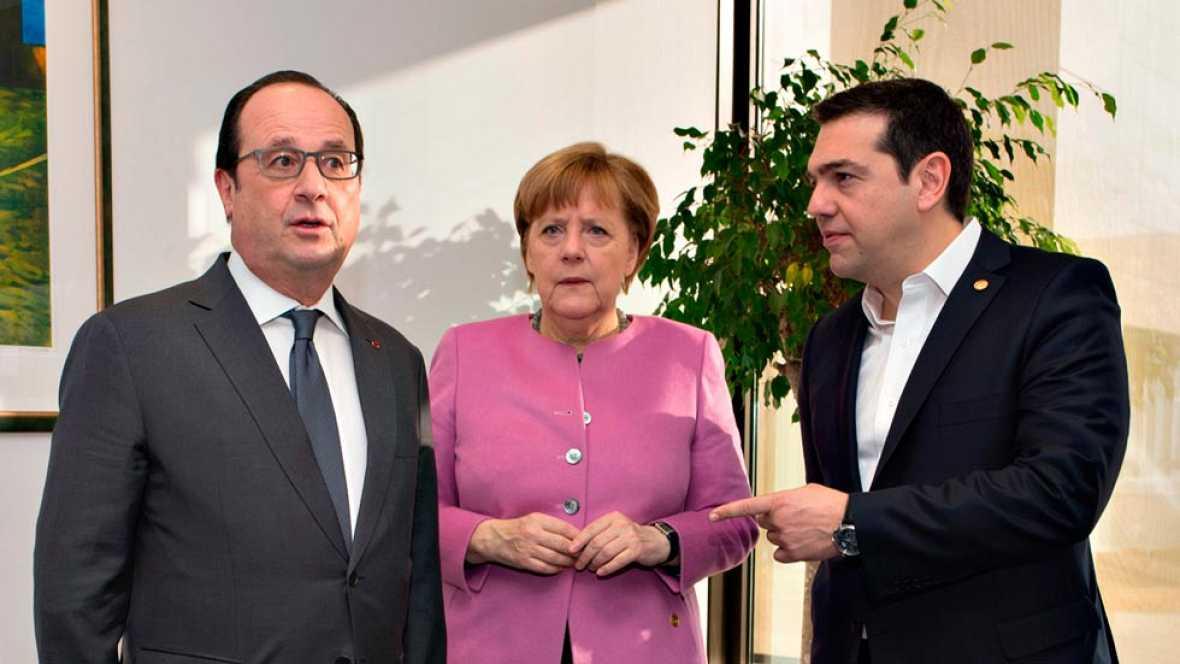 Grecia amenaza con bloquear el acuerdo sobre el 'brexit' si sus socios europeo cierran las fronteras a los refugiados