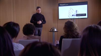 José Mota presenta - Presentación del I-Na