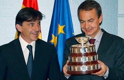 """""""España está en el G8 del deporte"""""""