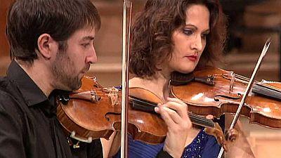 Los conciertos de La 2 - Ciclo Radio Clásica: Octeto Cuerda (1ª parte) - Ver ahora