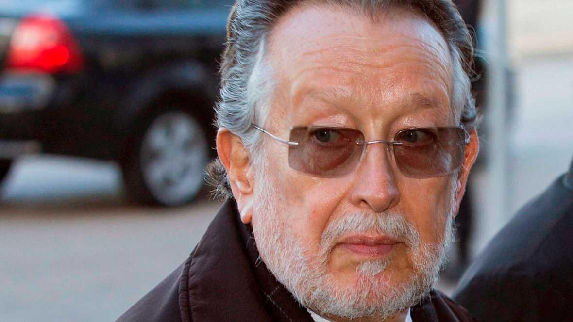 Detenido el exvicealcalde de Valencia, Alfonso Grau, acusado de cohecho