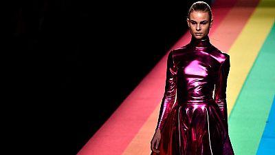 Visita al backstage de la Madrid Fashion Week de la mano de María Escoté y Alvarno
