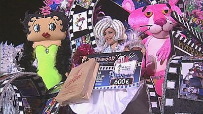Gala infantil reina de Maspalomas 2016 - 2