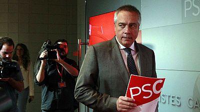 Pere Navarro comparece como imputado por presunto tráfico de influencias en el 'caso Mercurio'