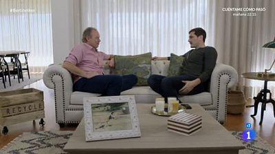 """Iker Casillas: """"Desde pequeño tenía claro que quería ser portero"""""""