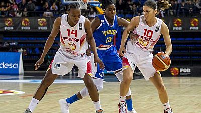Baloncesto - Clasificación Campeonato Europa Femenino: España - Suecia - ver ahora