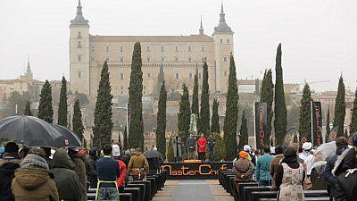 MasterChef 4 - 400 personas en el casting de Toledo