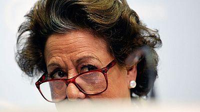 Rita Barberá no se plantea dimitir